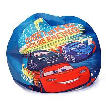 Pleasant Disney Pixar Cars 2 Round Bean Bag On Sale For Under 15 Gmtry Best Dining Table And Chair Ideas Images Gmtryco