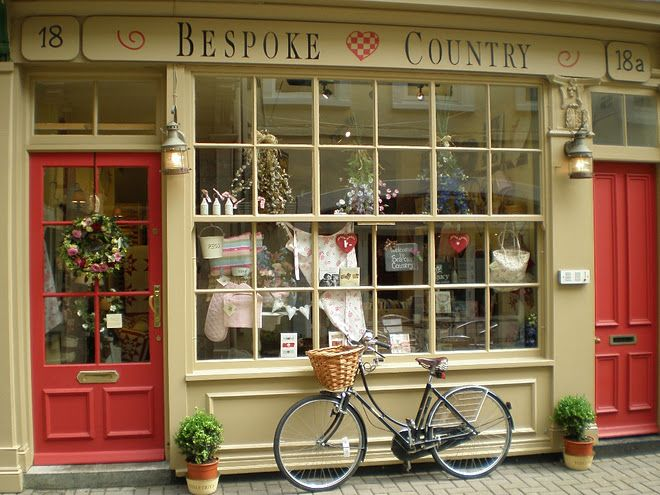 Two Country Doors Bicycle Love Pinterest Doors Store Fronts