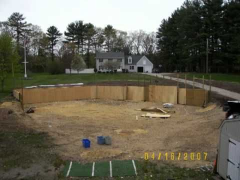Build It And They Will Come Backyard Baseball Wiffle Ball Field