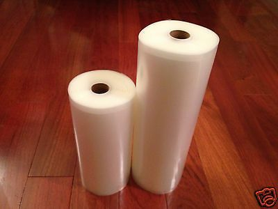 2 Rolls 1 Ea 8x50 11x50 4 Mil Vacuum Seal Rolls For Foodsaver Machines Usa Ebay Vacuum Sealer Food Saver Money Saver