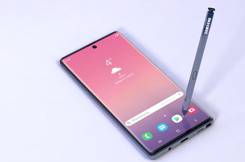 أحدث التسريبات تقدم مزيد من التفاصيل لمواصفات هاتف Galaxy Note 10 Phone Electronic Products Electronics
