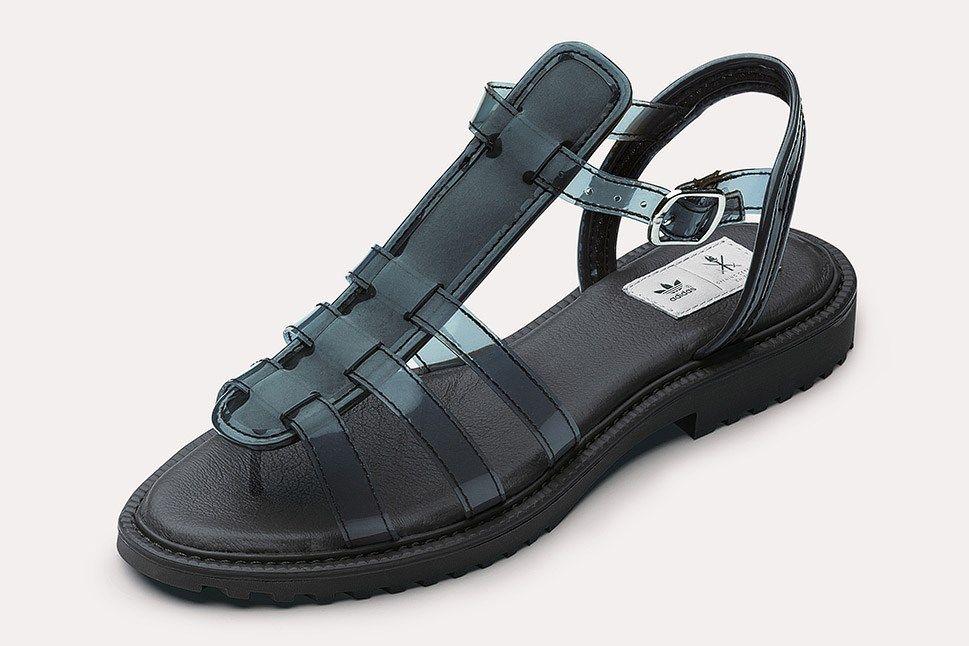 adidas Originals - OC Sandal Rubber - Q20134 - Sneakersnstuff, sneakers & streetwear online since 1999