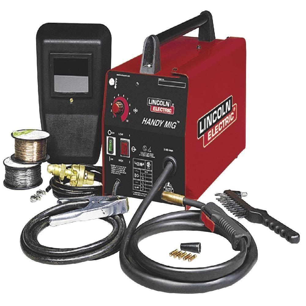 115 Vac 70 Amp 2300 Watt Handy Mig Welder Gasless Welding Machine Campbell Hausfeld Wg3080 Parts Diagrams For Arcwelder Kandn