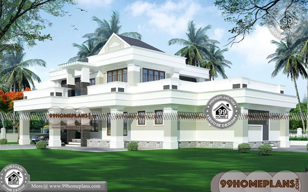 Modern House Bungalow Plans 70 Double Storey Duplex Designs Modern Bungalow House Design