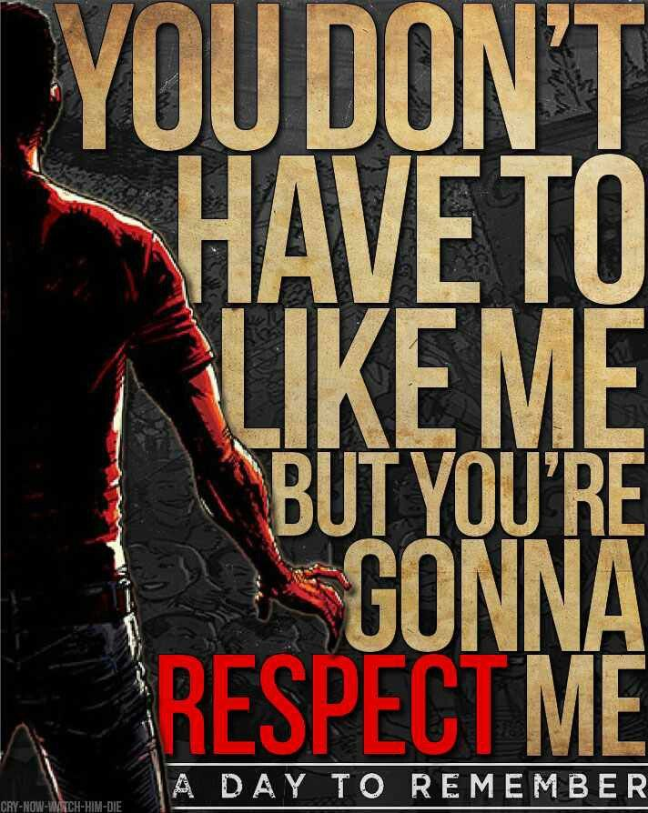 A Day To Remember - Sometimes You're The Hammer, Sometimes ... A Day To Remember Quotes