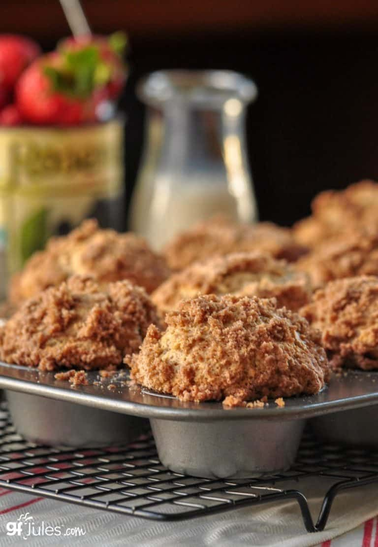 Gluten free coffee cake muffins recipe in 2020 gluten