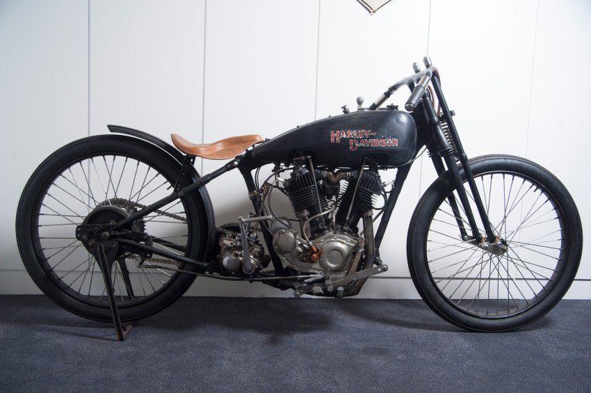 Oldmotodude 1928 Harley Davidson Ohv Peashooter For Sale: Harley Davidson Tracker