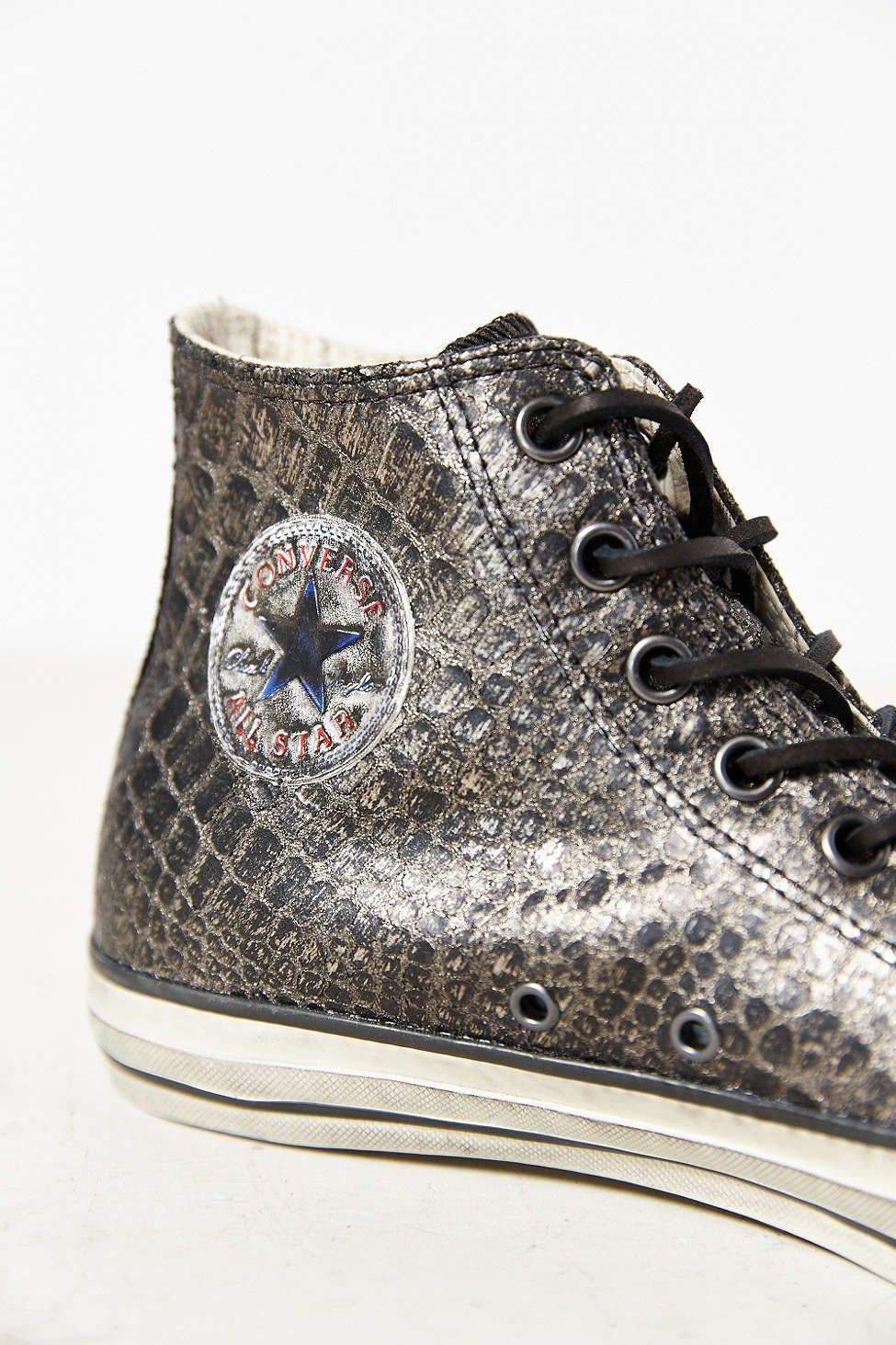 9c1dd5759584 Converse X John Varvatos Chuck Taylor All Stars Reptile Leather Men s  Sneaker