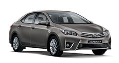 Vehicles - Corolla - Toyota South Africa