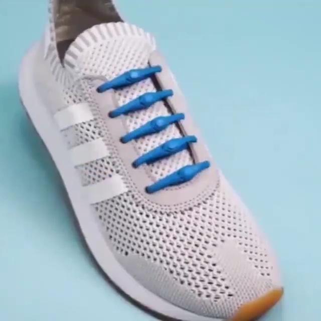 shoelaces! The Tie-Free Laces