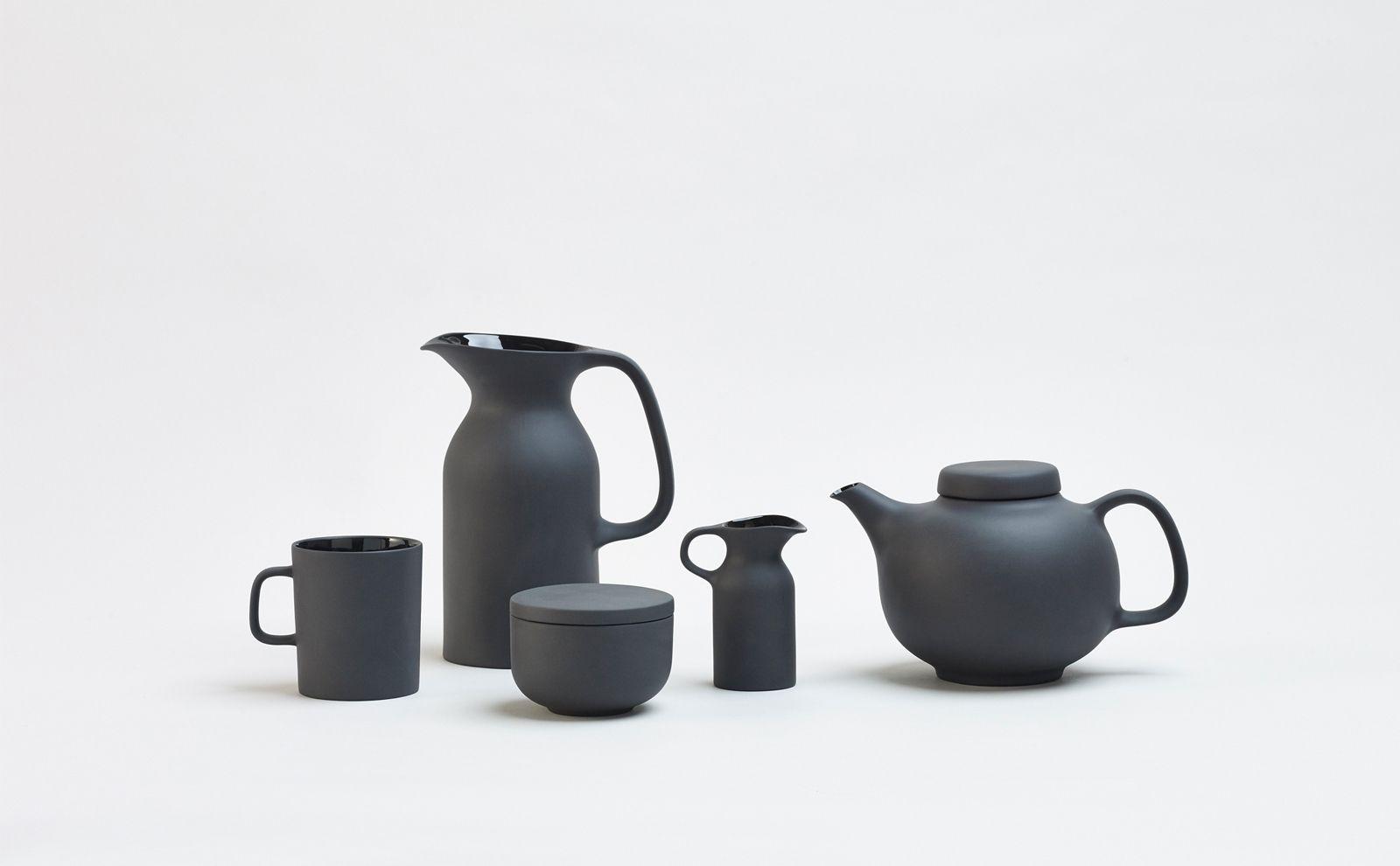 Olio Ceramic Tableware Tea Pots Ceramics