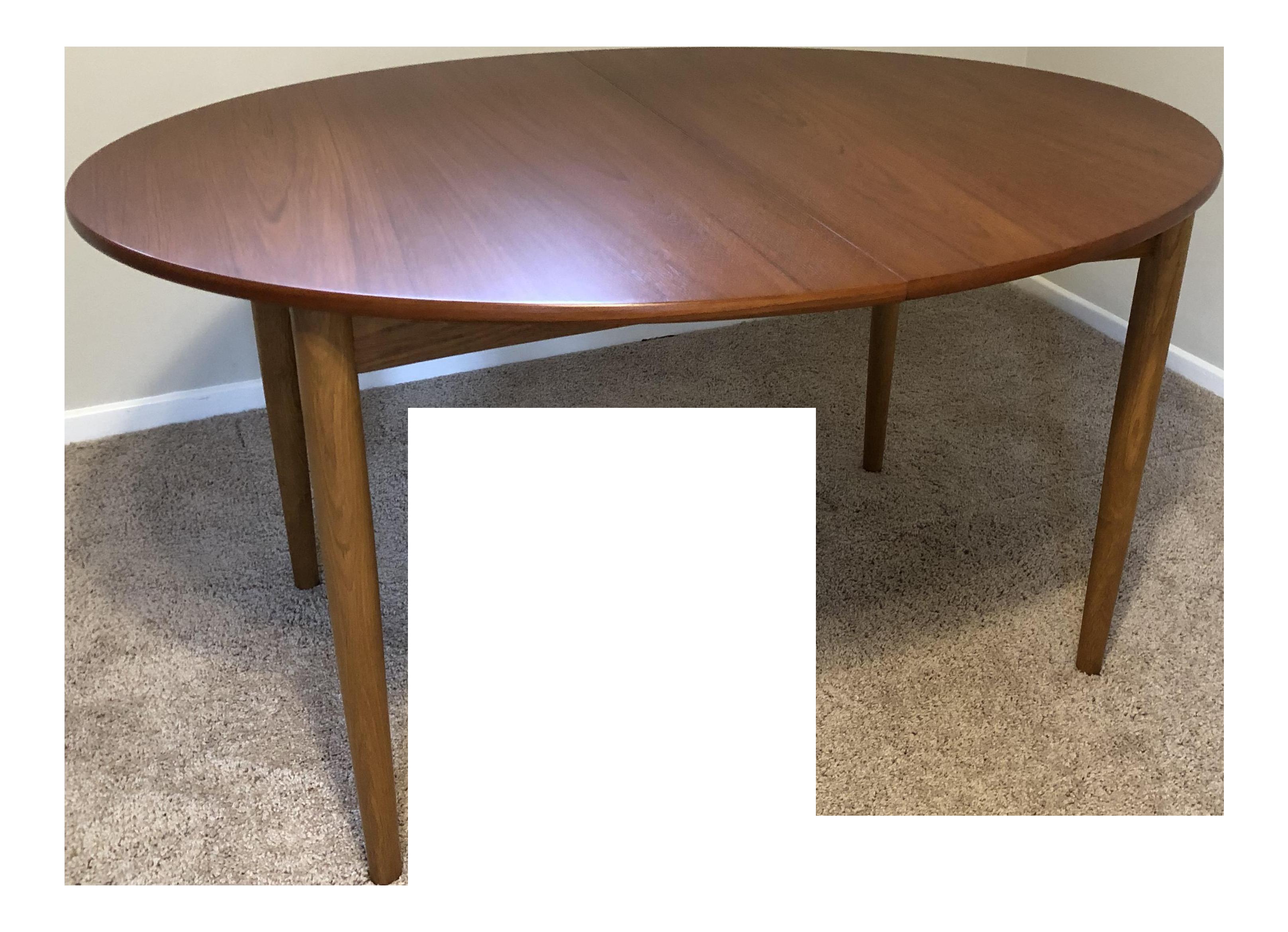 Borge Mogensen Danish Modern Teak Dining Table