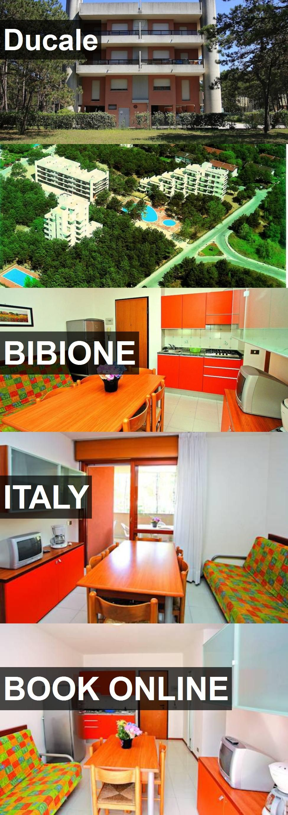 Hotel Ducale in Bibione, Italy. For more information