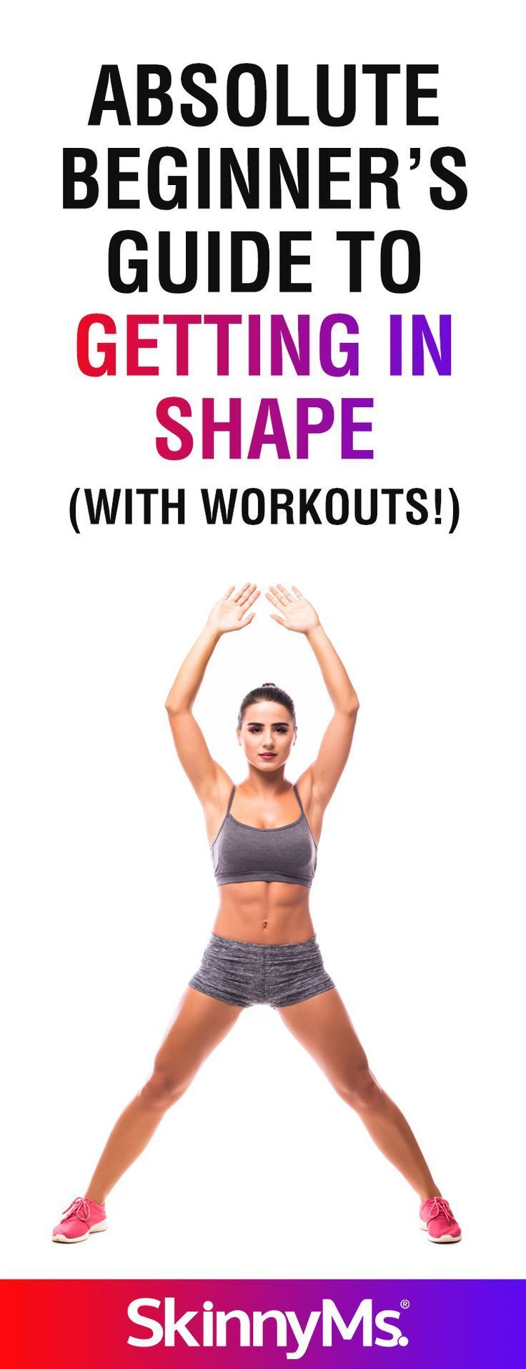 Absolute Beginner's Guide to Getting in Shape Absolute Beginner's Guide to Getting in Shape | beginner workouts | fitness gu...