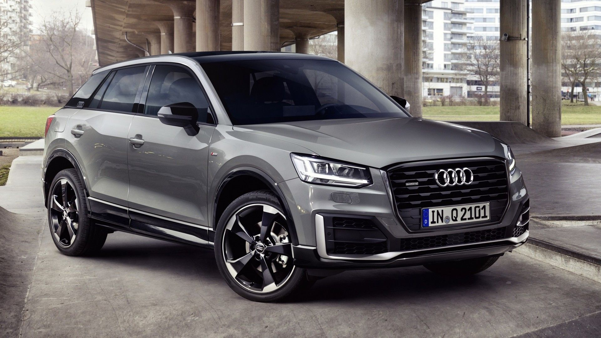 Audi Q2 Edition 1 Announced With Cosmetic Tweaks Audi Audi