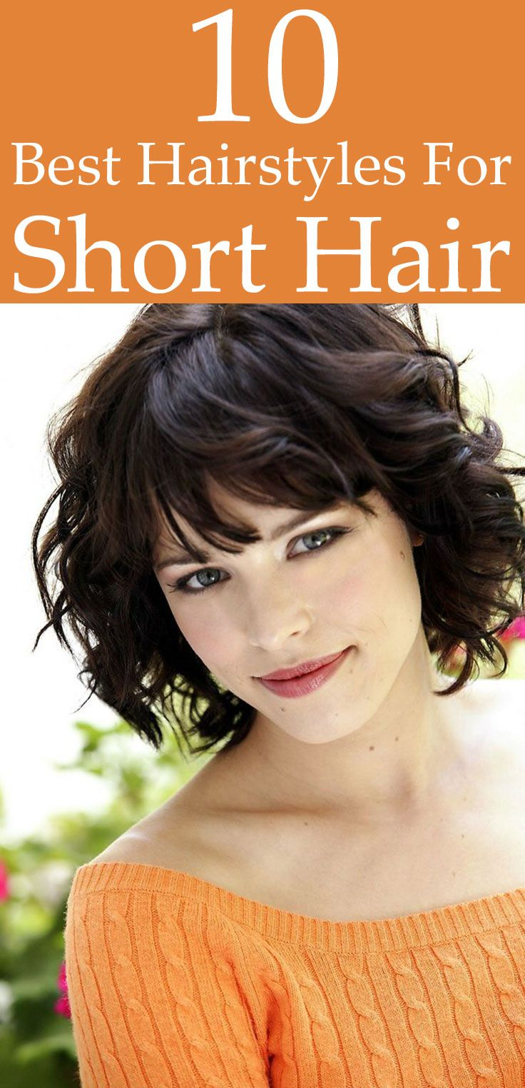 images 20 Incredible Short Hairstyles With Bangs