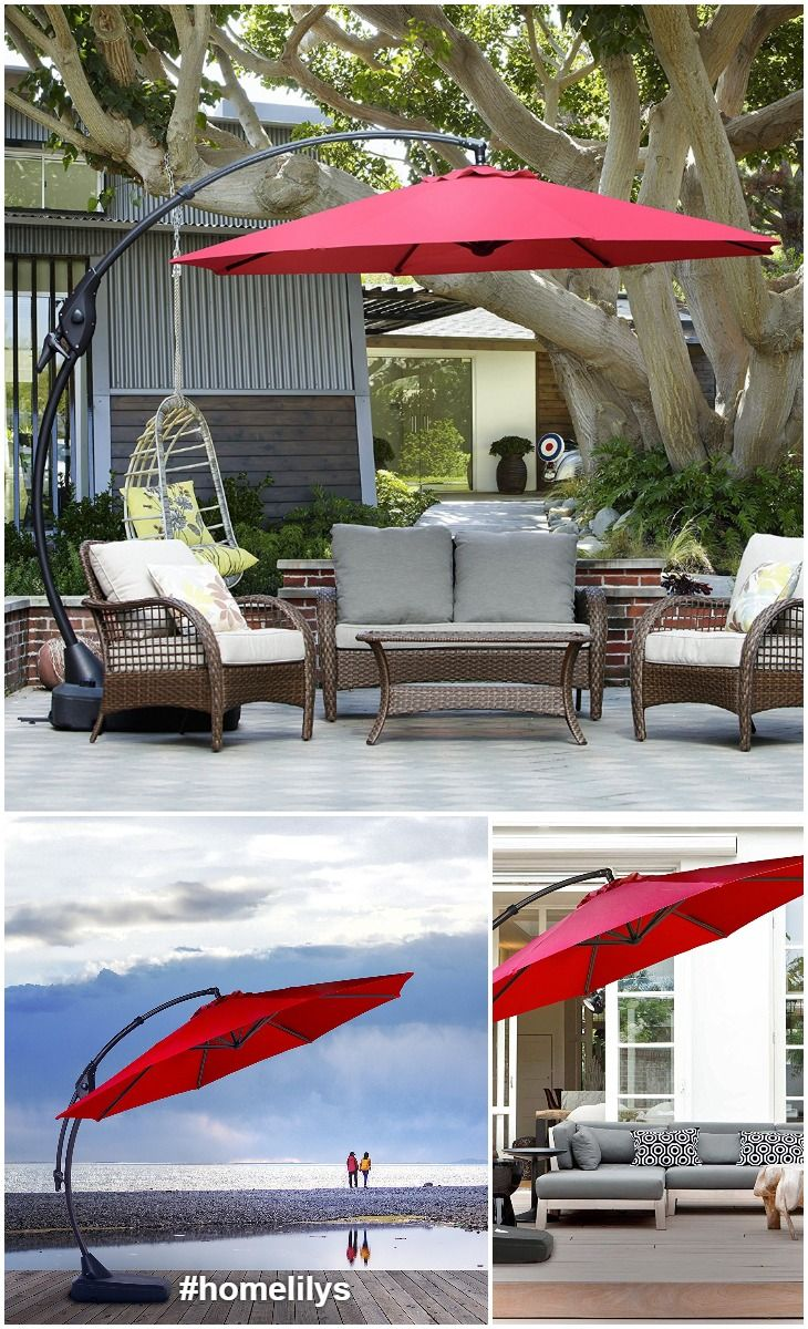 The best rectangular cantilever patio umbrella in 2018