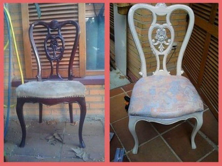 Vas a retapizar una silla apunta estos consejos en - Materiales para tapizar ...