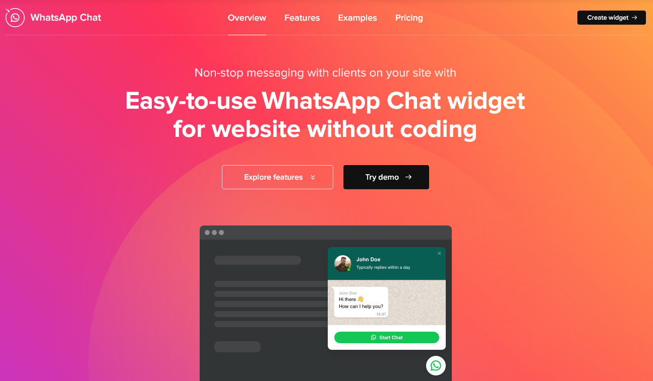 Add Whatsapp Chat To Your Website Without Coding Tutorials Fribly In 2021 Coding Tutorials Coding Whatsapp Chat