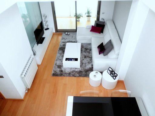 decorar salones pequeños … en 2020   Salones rectangulares ...