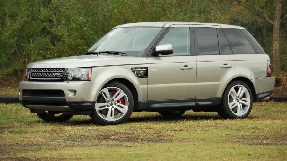 2013 Land Rover Range Rover Sport Quick Spin Photo