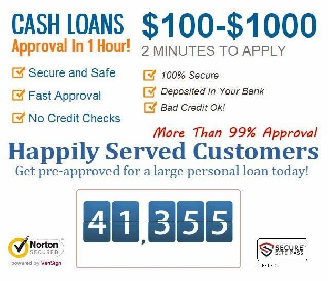 $355 Fast Payday Loans no Credit Check