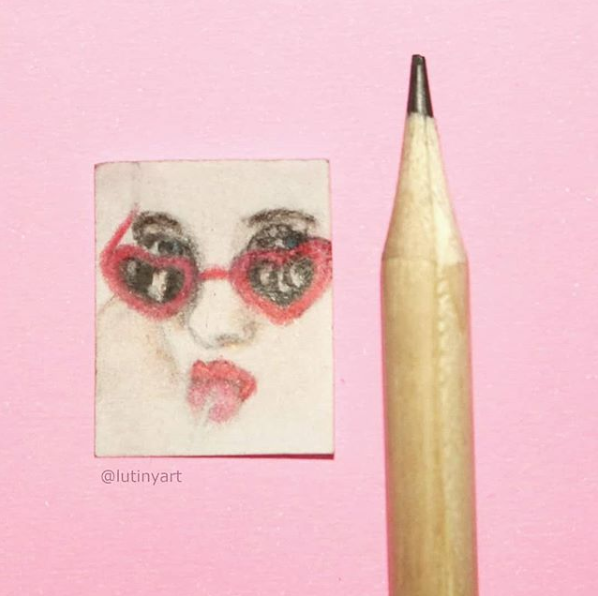 Pin En Dibujos En Miniatura