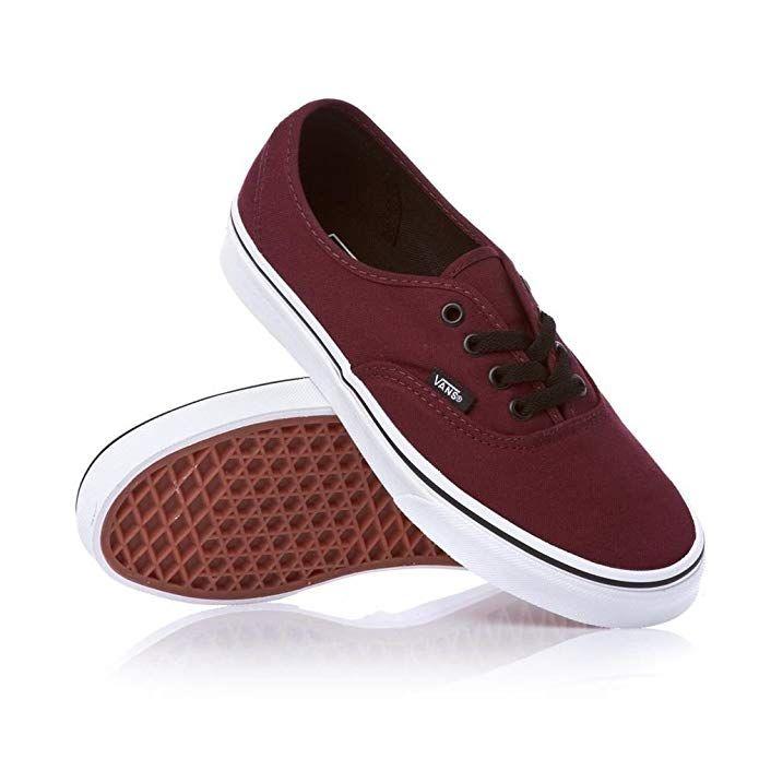 Vans Authentic Unisex Skate Trainers Shoes Review  75c7ef28e
