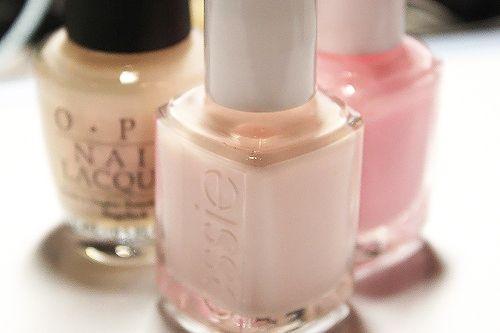 love light pink tones