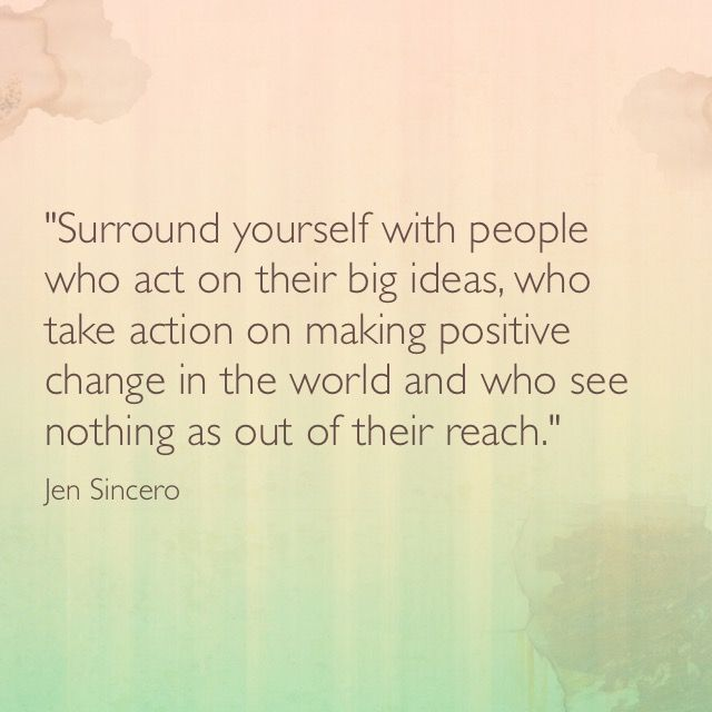 Jen Sincero Quotes Adorable Reminds Me Of G So Muchthe Power Of Positive Thought And Source