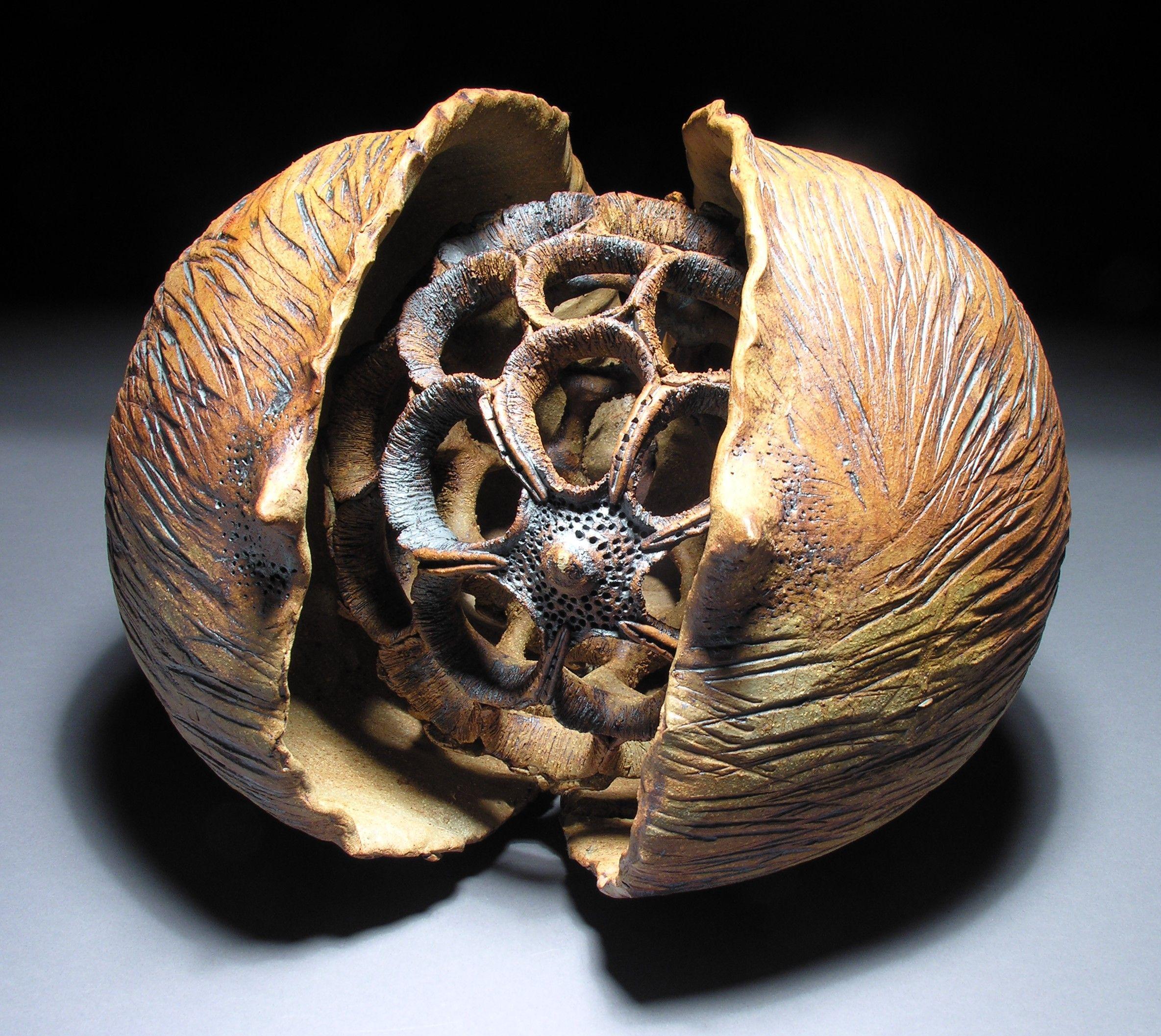 Contemporary Ceramic Art Organic Sculpture Ceramic Sculpture Ceramic Art