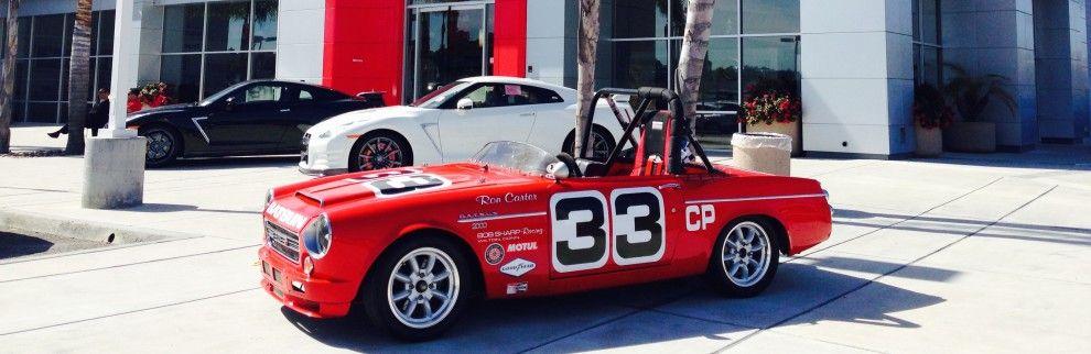 Ron Carter Jeep >> Ron Carters '67 | Datsun roadster, Racing, Datsun