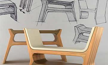 Muebles de cartón reciclado  - Industria - Manufactura.mx