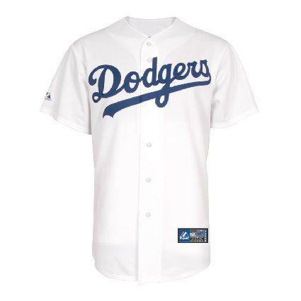 f47231e2b Amazon.com  MLB Los Angeles Dodgers Home Replica Jersey