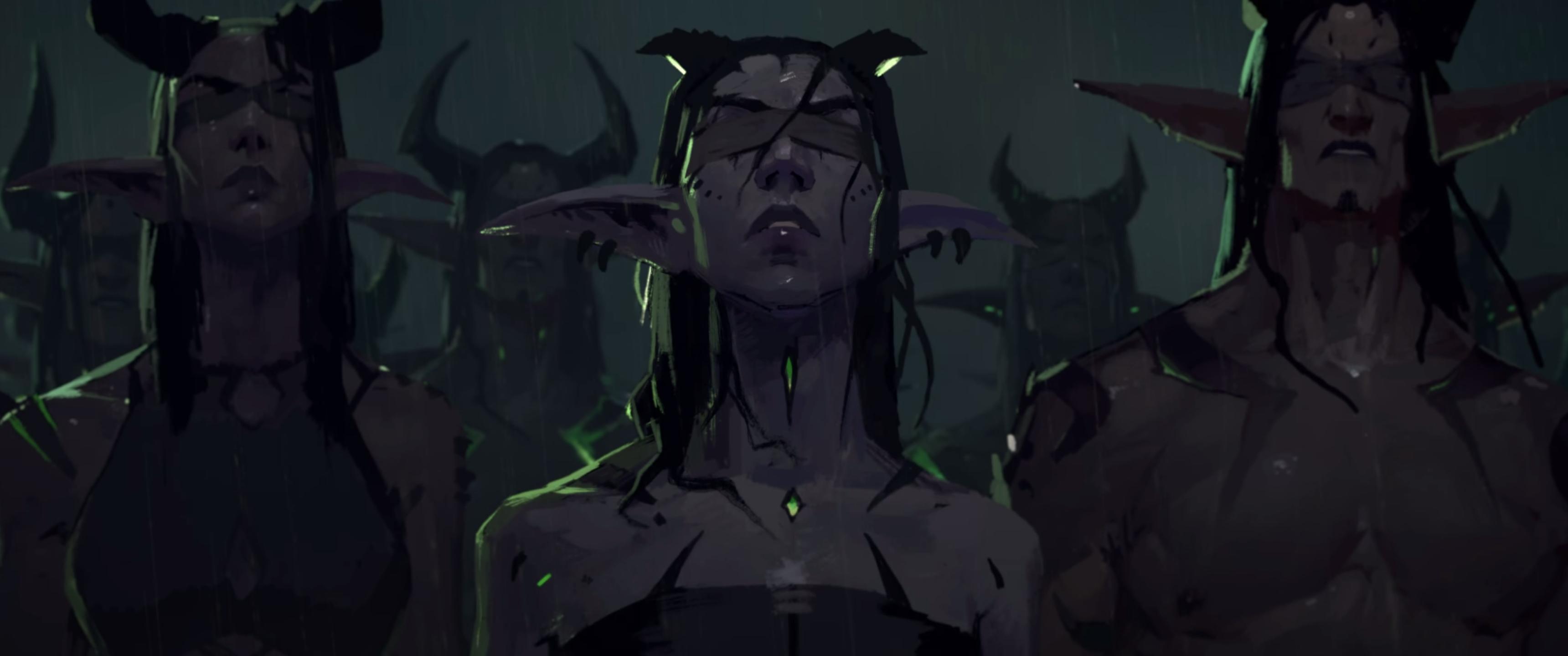 General 3440x1440 World Of Warcraft Blizzard Entertainment Demon