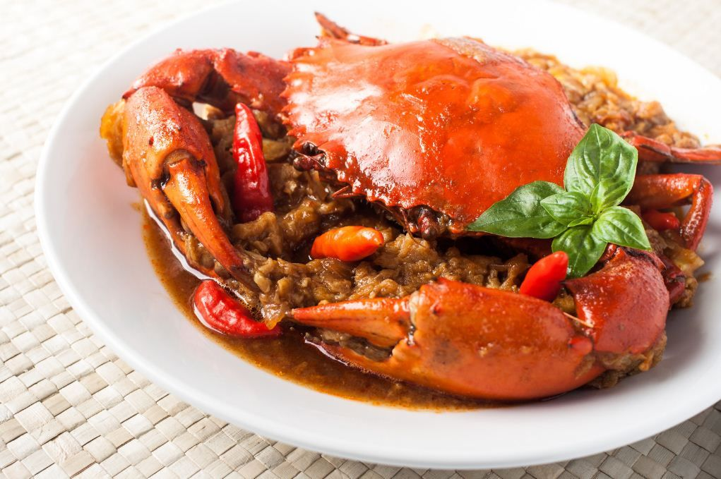 Spicy Crab Haitian Food Recipes Chili Crab Seafood Recipes