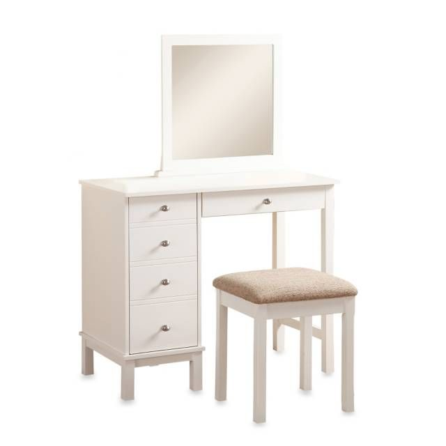 150 Bed Bath And Beyond Linon Home Julia Vanity And Bench Set