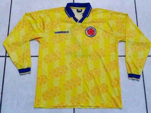 65f05c86f Rare Vintage UMBRO Colombia National Team 1994 Soccer Jersey  jerseys  colombia fifa worldcup soccer futbol ebay ebayseller