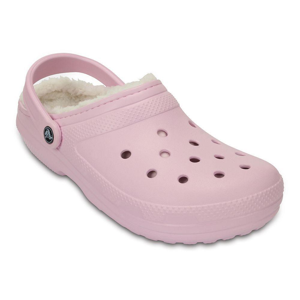 e23a06153bae Crocs Classic Fuzz Lined Women s Clogs