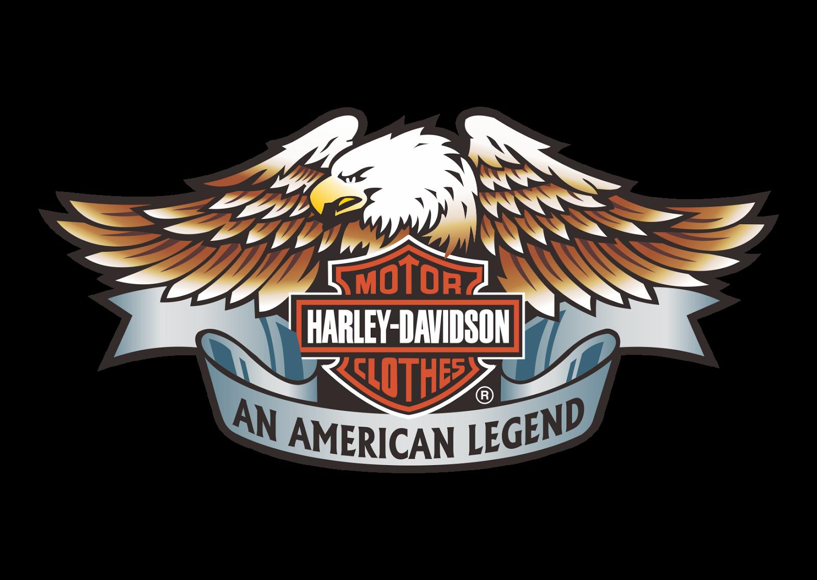 Harley Davidson Motor Clothes Logo Vector | Harley ...