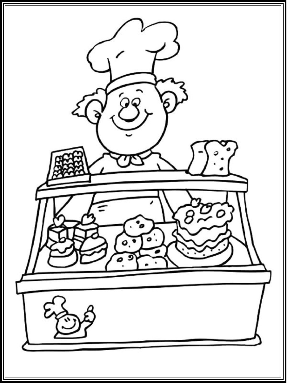 Bij Bakker Coloring Pages Free Coloring Pages Coloring