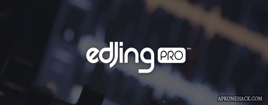 edjing PRO – Music DJ mixer is an Music & Audio App for android