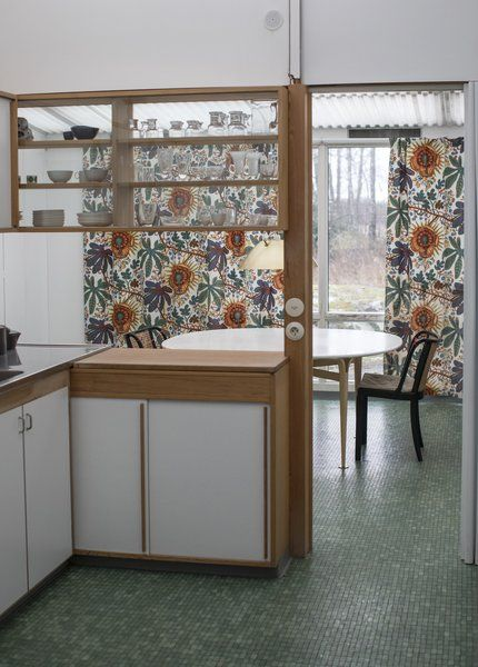 Swedish Designer Bruno Mathsson's Home Is a Perfect Midcentury Time Capsule - Photo 6 of 11 -
