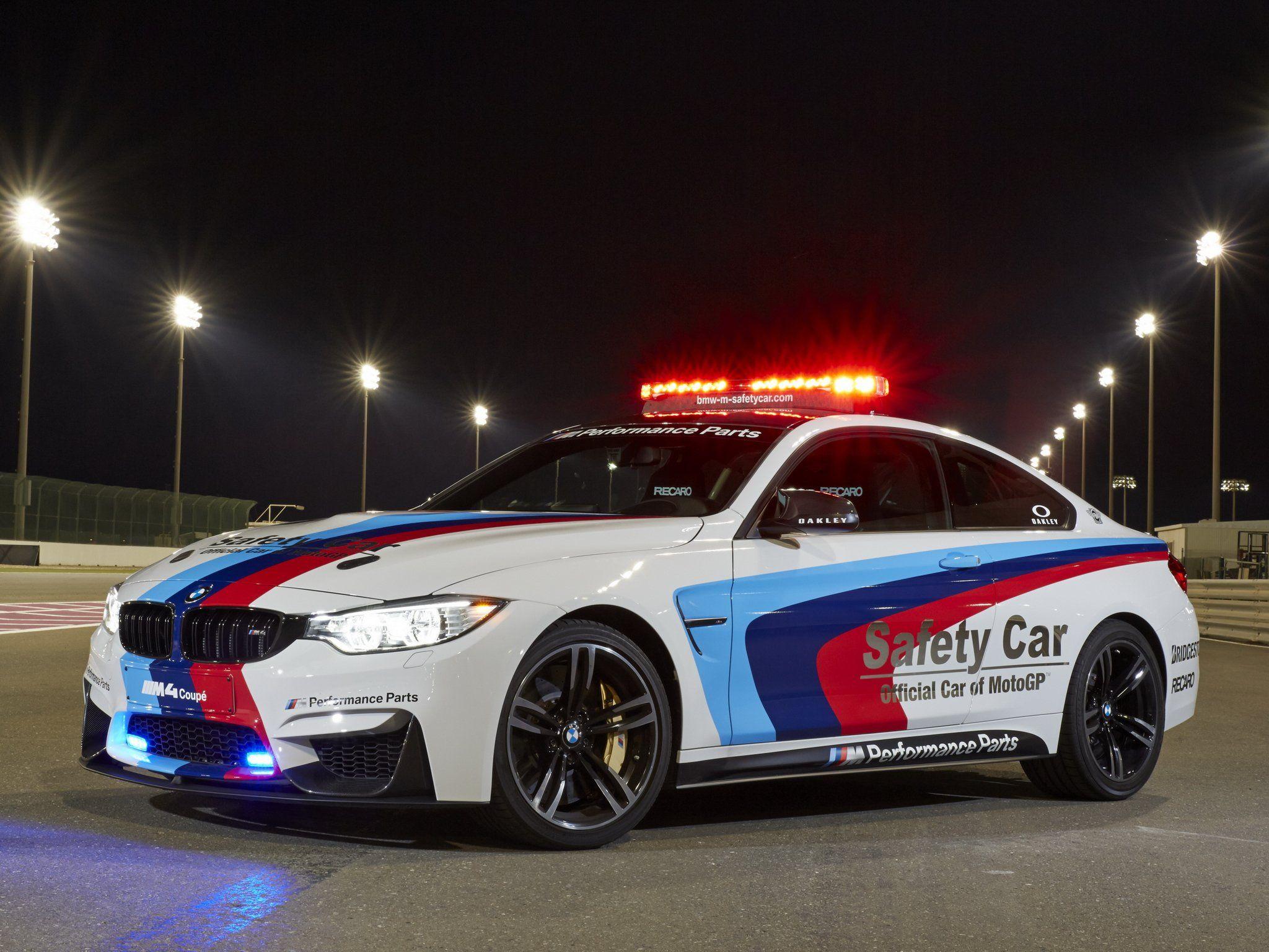 2014 BMW M4 Coupe MotoGP Safety Car Bmw m4 coupé, Bmw
