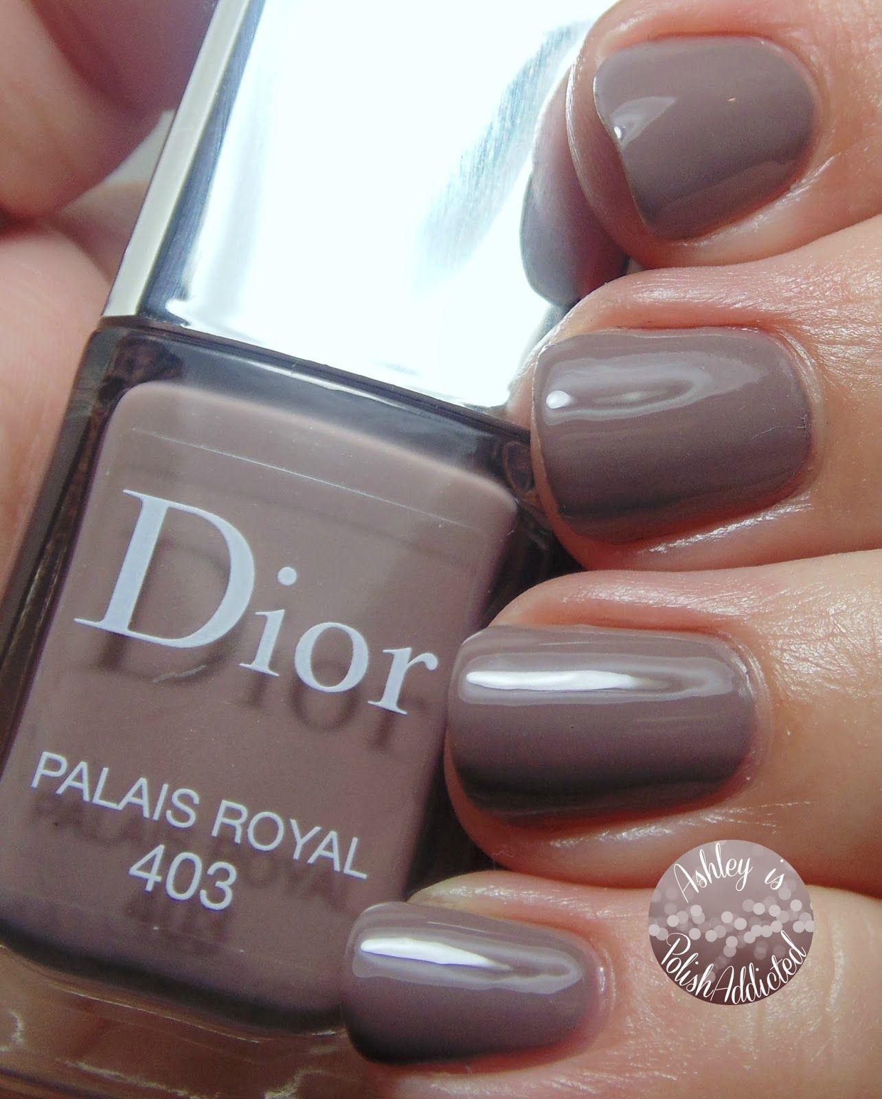 Dior Palais Royal - Swatches and Review   Dior   Pinterest