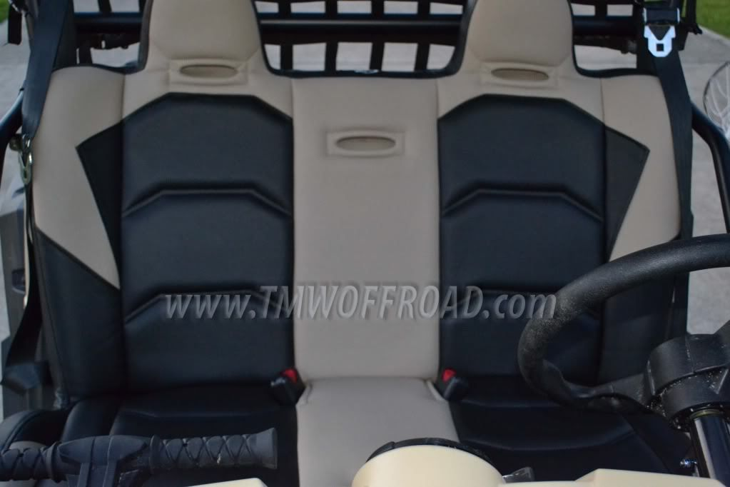 Rzr 800 3 Person Bench Seat