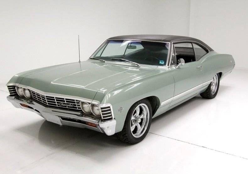 1967 Chevrolet Impala For Sale 2203403 Hemmings Motor News