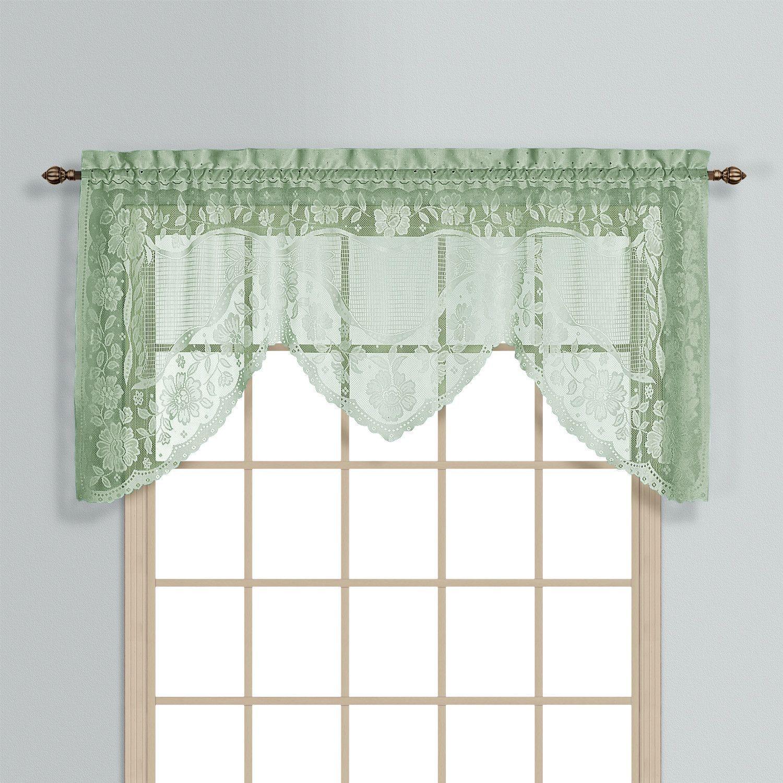 Winnett Light Filtering 50 Curtain Valance Valance Curtains