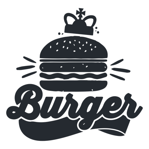 Burger Logo Silhouette Ad Ad Paid Silhouette Logo Burger Logo Silhouette Drinks Logo Logos