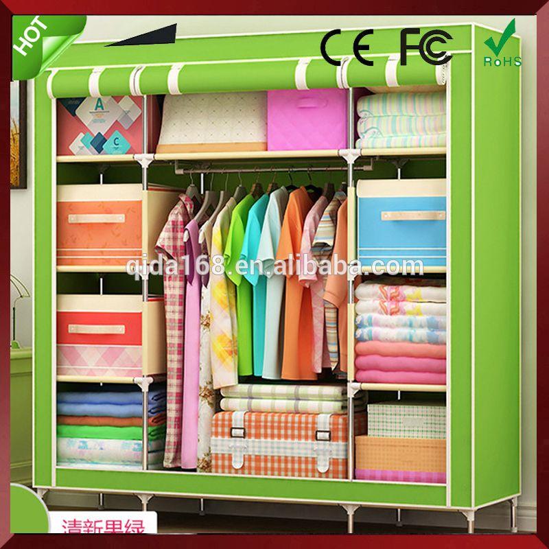 Folding Wardrobe Fabric Cabinet,Hot Sale Folding Buy Portable Cheap  Wardrobe Closet